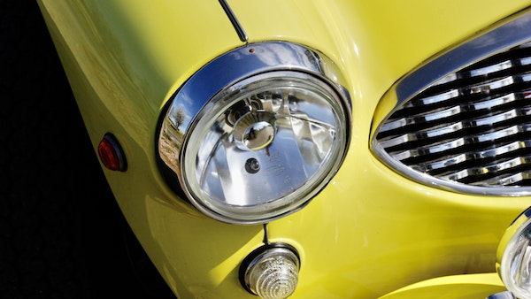 1957 Austin-Healey 100/6 For Sale (picture 45 of 103)