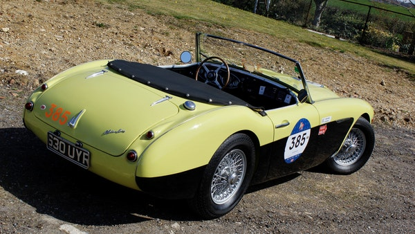 1957 Austin-Healey 100/6 For Sale (picture 9 of 103)