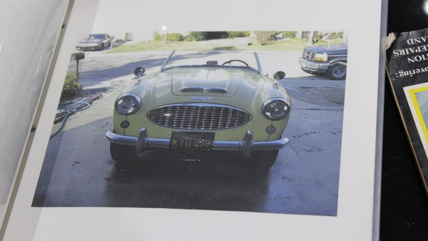 1957 Austin-Healey 100/6 For Sale (picture 85 of 103)