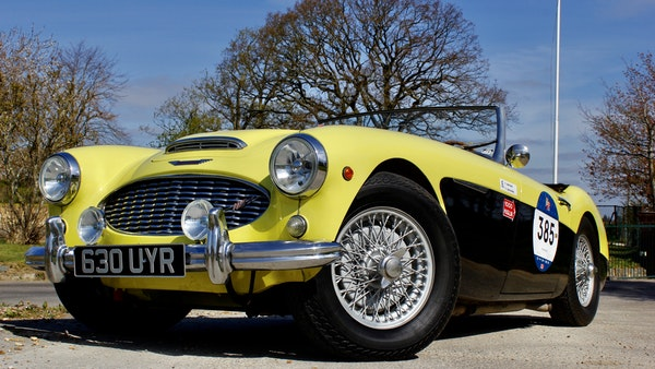 1957 Austin-Healey 100/6 For Sale (picture 3 of 103)