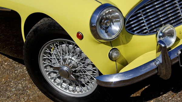 1957 Austin-Healey 100/6 For Sale (picture 71 of 103)