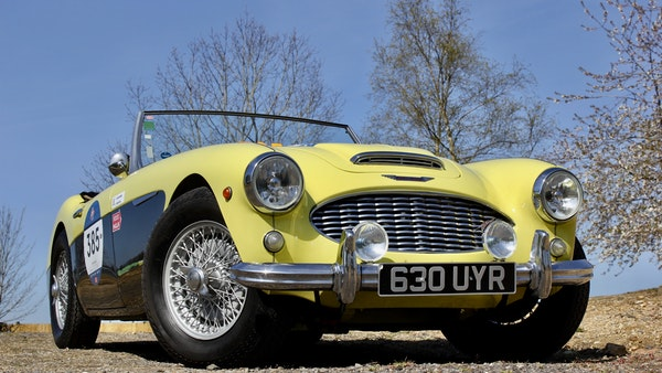 1957 Austin-Healey 100/6 For Sale (picture 19 of 103)