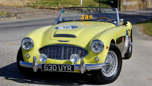 1957 Austin-Healey 100/6 For Sale (picture 1 of 103)