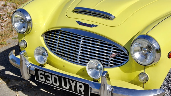 1957 Austin-Healey 100/6 For Sale (picture 43 of 103)