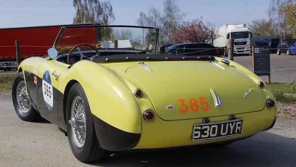 1957 Austin-Healey 100/6 For Sale (picture 7 of 103)