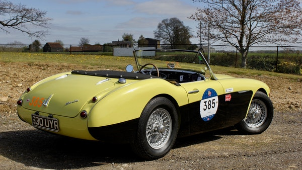1957 Austin-Healey 100/6 For Sale (picture 15 of 103)