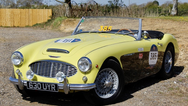 1957 Austin-Healey 100/6 For Sale (picture 11 of 103)