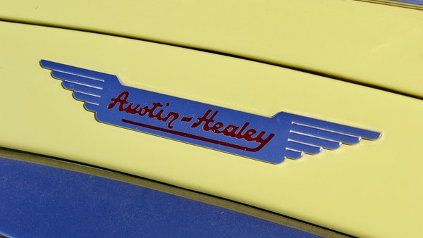 1957 Austin-Healey 100/6 For Sale (picture 48 of 103)