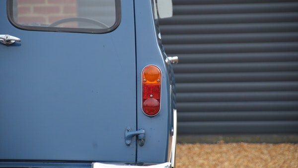 RESERVE REMOVED - 1984 Mini 95L van For Sale (picture 87 of 127)