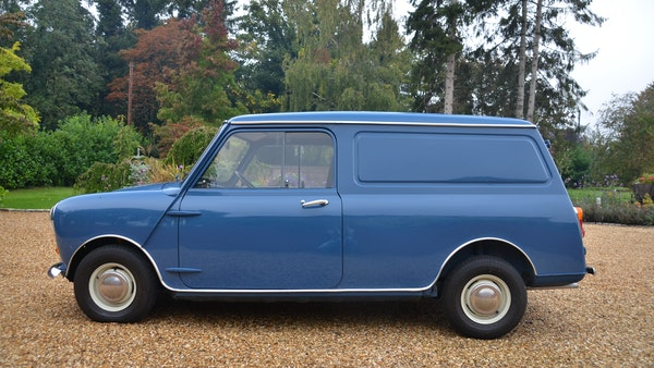 RESERVE REMOVED - 1984 Mini 95L van For Sale (picture 16 of 127)