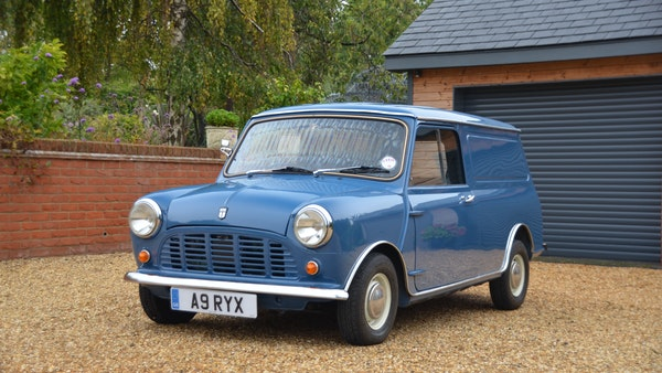 RESERVE REMOVED - 1984 Mini 95L van For Sale (picture 3 of 127)