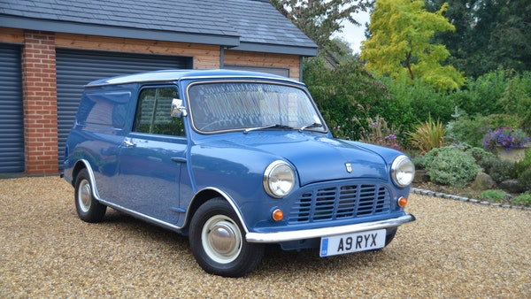 RESERVE REMOVED - 1984 Mini 95L van For Sale (picture 12 of 127)