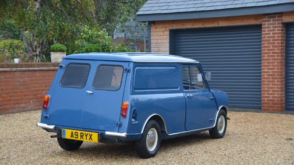 RESERVE REMOVED - 1984 Mini 95L van For Sale (picture 15 of 127)