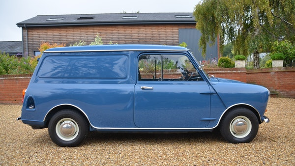 RESERVE REMOVED - 1984 Mini 95L van For Sale (picture 13 of 127)