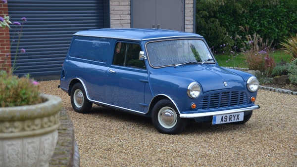 RESERVE REMOVED - 1984 Mini 95L van For Sale (picture 9 of 127)