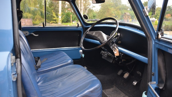RESERVE REMOVED - 1984 Mini 95L van For Sale (picture 30 of 127)