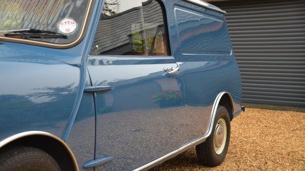 RESERVE REMOVED - 1984 Mini 95L van For Sale (picture 23 of 127)