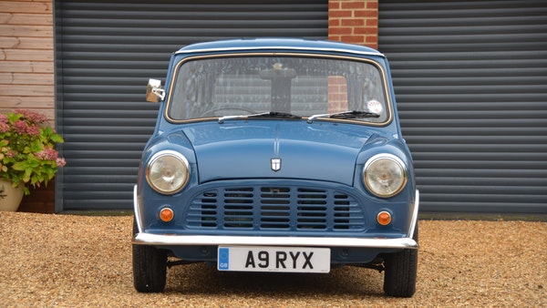 RESERVE REMOVED - 1984 Mini 95L van For Sale (picture 4 of 127)
