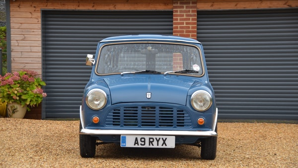 RESERVE REMOVED - 1984 Mini 95L van For Sale (picture 5 of 127)