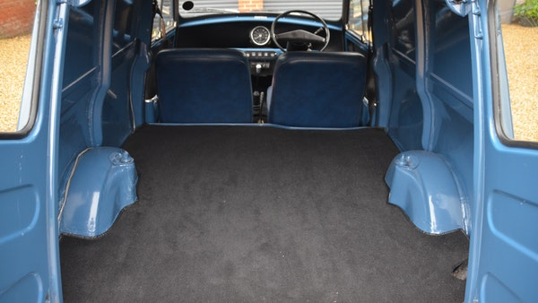 RESERVE REMOVED - 1984 Mini 95L van For Sale (picture 45 of 127)