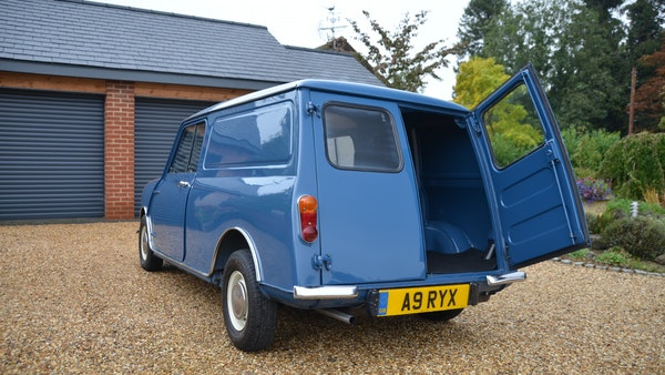 RESERVE REMOVED - 1984 Mini 95L van For Sale (picture 20 of 127)