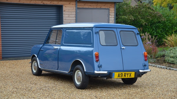 RESERVE REMOVED - 1984 Mini 95L van For Sale (picture 14 of 127)