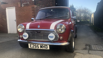 RESERVE REMOVED - 1988 Austin Mini City E Auto