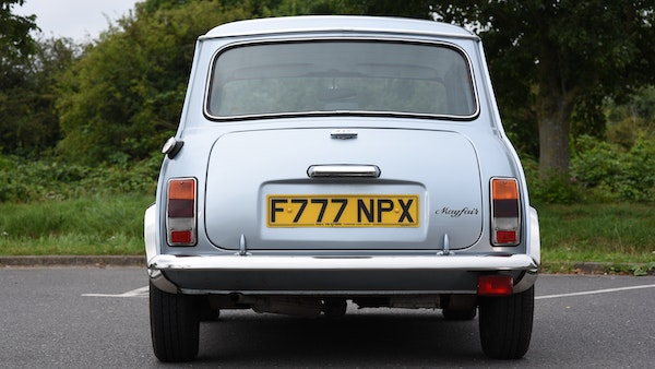 1988 Mini Mayfair For Sale (picture 8 of 96)