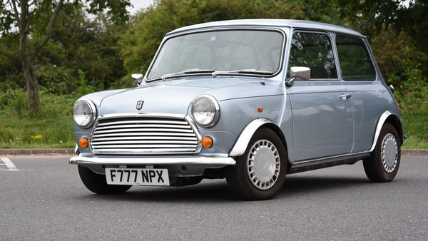 1988 Mini Mayfair For Sale (picture 1 of 96)