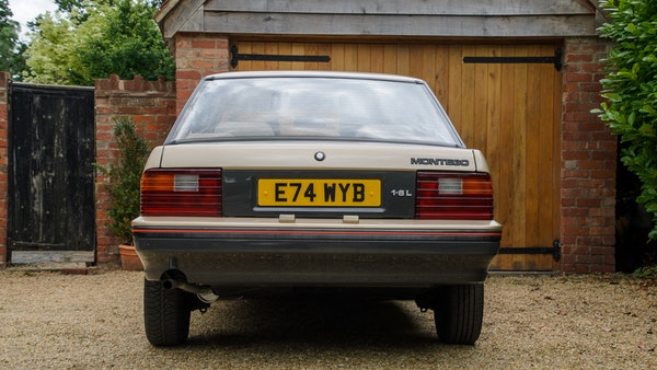 1988 Austin Rover Montego 1.6L For Sale (picture 13 of 114)