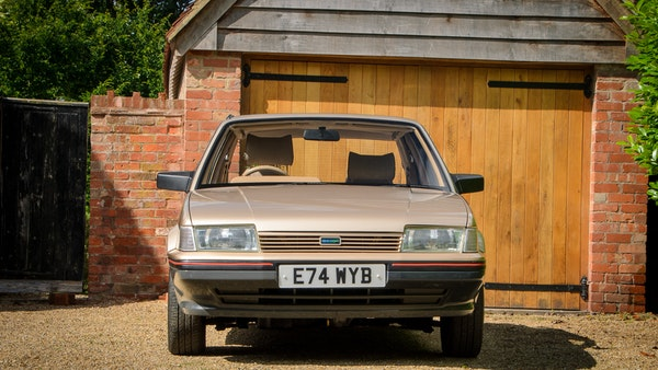 1988 Austin Rover Montego 1.6L For Sale (picture 5 of 114)