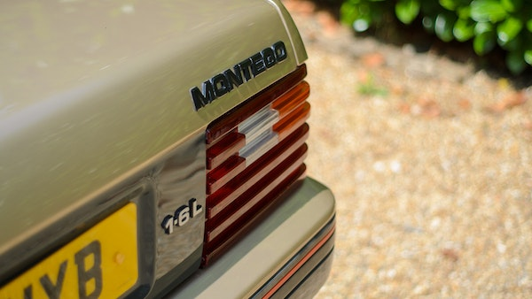 1988 Austin Rover Montego 1.6L For Sale (picture 68 of 114)