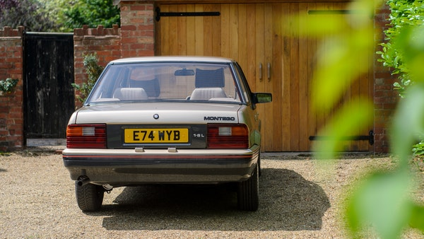 1988 Austin Rover Montego 1.6L For Sale (picture 14 of 114)