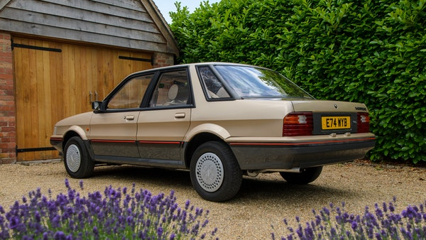 1988 Austin Rover Montego 1.6L For Sale (picture 10 of 114)