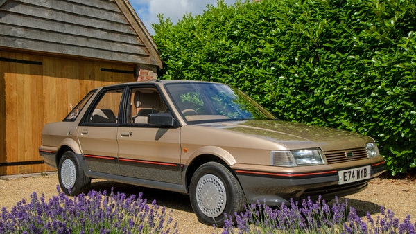 1988 Austin Rover Montego 1.6L For Sale (picture 3 of 114)