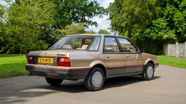 1988 Austin Rover Montego 1.6L For Sale (picture 15 of 114)