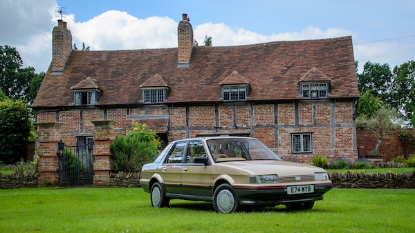 1988 Austin Rover Montego 1.6L For Sale (picture 21 of 114)