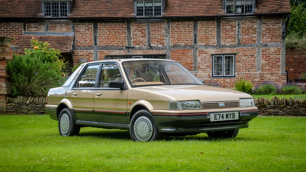 1988 Austin Rover Montego 1.6L For Sale (picture 1 of 114)