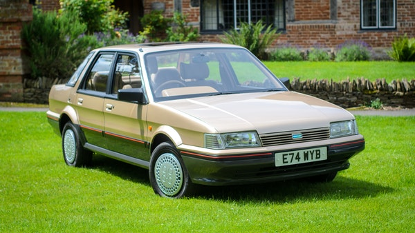 1988 Austin Rover Montego 1.6L For Sale (picture 20 of 114)
