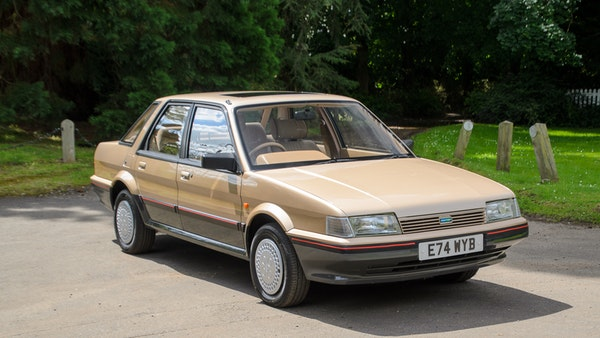 1988 Austin Rover Montego 1.6L For Sale (picture 4 of 114)
