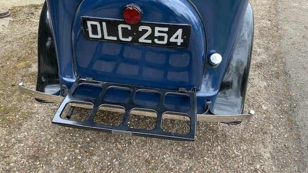 1936 Austin Seven Fixed Head Ruby Saloon For Sale (picture 9 of 35)