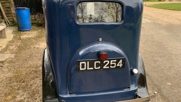 1936 Austin Seven Fixed Head Ruby Saloon For Sale (picture 11 of 35)