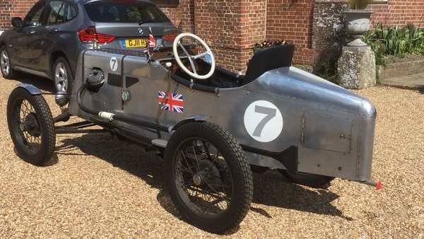 1933 Austin Seven 'Special' For Sale (picture 8 of 49)