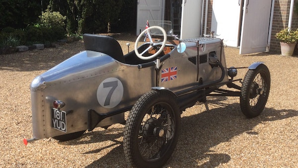 1933 Austin Seven 'Special' For Sale (picture 5 of 49)