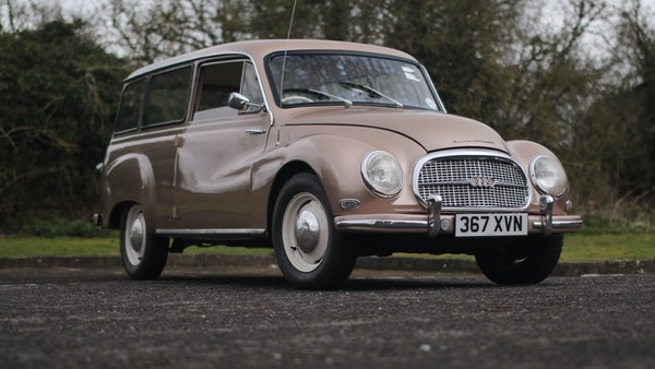 No Reserve! 1960 Auto Union DKW 1000 Universal For Sale (picture 3 of 265)