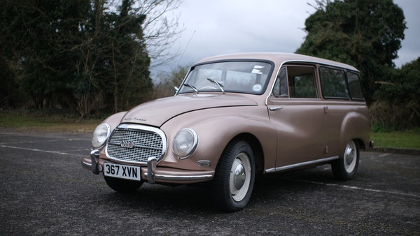 No Reserve! 1960 Auto Union DKW 1000 Universal For Sale (picture 8 of 265)
