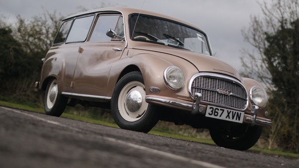 No Reserve! 1960 Auto Union DKW 1000 Universal For Sale (picture 1 of 265)