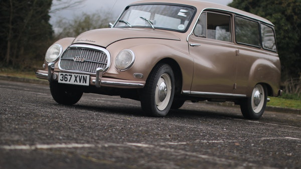 No Reserve! 1960 Auto Union DKW 1000 Universal For Sale (picture 4 of 265)