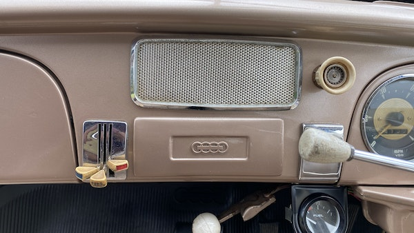 No Reserve! 1960 Auto Union DKW 1000 Universal For Sale (picture 84 of 265)