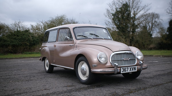 No Reserve! 1960 Auto Union DKW 1000 Universal For Sale (picture 6 of 265)